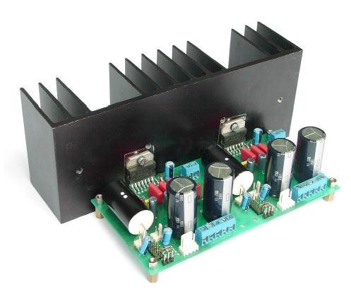 практические схемы с tda7293 - Практическая схемотехника.
